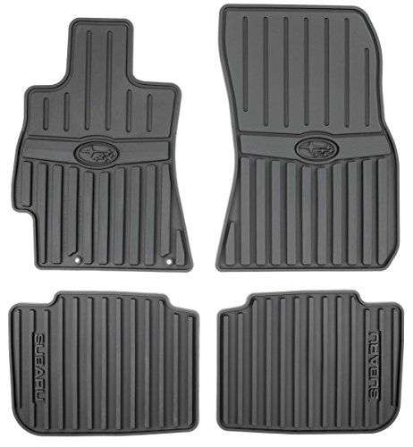 Subaru J501SAJ000 OEM All Weather Floor Mat (Floor Mats Oem compare prices)