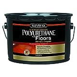 Minwax 130350000 Super Fast-Drying Polyurethane For Floors 350 VOC, 2.5 gallon, Satin