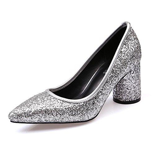 luce con donna brillante brillano scarpe e audaci argento yalanshop Le 38 da trendy di wTqZw40xp