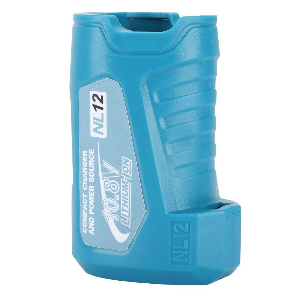 Chargeur de Batterie, Chargeur Batterie USB Chargeur Portable Rapide pour Makita PE00000020.