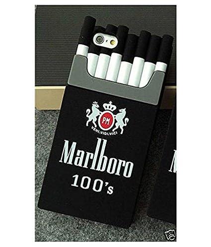 new product cbb96 440d3 iPhone 7 Plus Back Cover, Marlboro Cigarette Design: Amazon.in ...