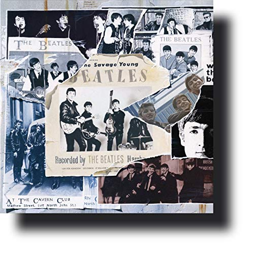 The Beatles Vinyl Records: Anthology 1, RARE UK Import Triple (3) LP Set - Still Sealed! Apple Inc. 1995 Limited Edition 1st Pressing w/60 Songs (MONO and STEREO mix LPs), ()