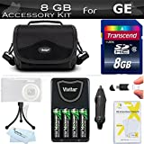 8GB Accessories Kit For GE POWER Pro series X500, X5, X550 Power Pro