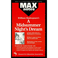 A Midsummer Night's Dream (MAXNotes Literature Guides) (English Edition)