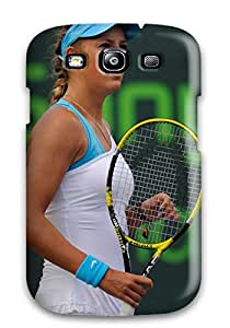 Ultra Slim Fit Hard ChristineP Case Cover Specially Made For Galaxy S3- Victoria Azarenka Pictures