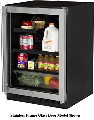 - Marvel ML24BRP3RP 24 Inch Freestanding Compact Beverage Center in Panel Ready