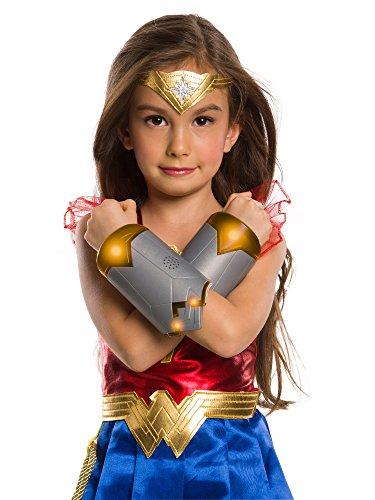(Rubies Wonder Woman Light Up Gauntlets)