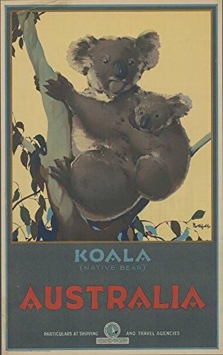 The Poster Collective El Cartel colectiva Vintage Australia ...