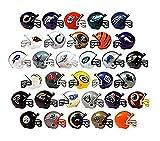 NFL Collectible 32 Teams Mini Helmets Set, 2-inch Each