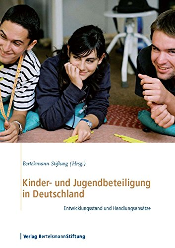 Download Kinder- und Jugendbeteiligung in Deutschland: Entwicklungsstand und Handlungsansätze (German Edition) Pdf