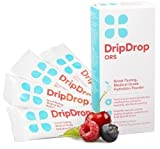 Drip Drop ORS 4 Powder Packs (Berry, Pack of 3)