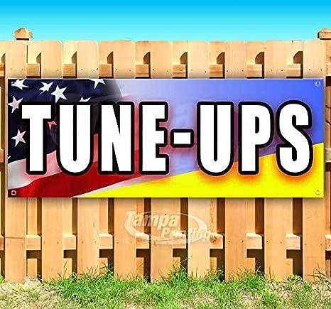 Amazon.com: Tune-UPS - Cartel de vinilo resistente con ...