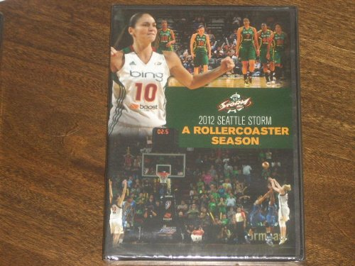 WNBA Seattle Storm DvD: SEEING IS BELIEVING. Storm Highlights 2006. Commemorative Dvd produced for Storm VIP Season Ticket Holders!