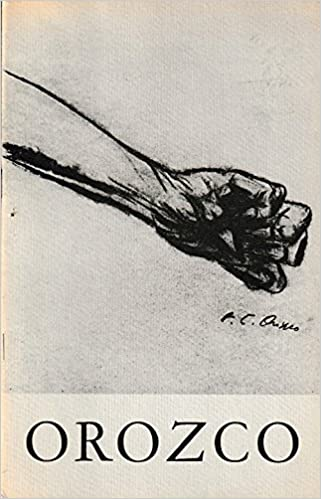 drawings by jose clemente orozco exhibition january 4 31 1969