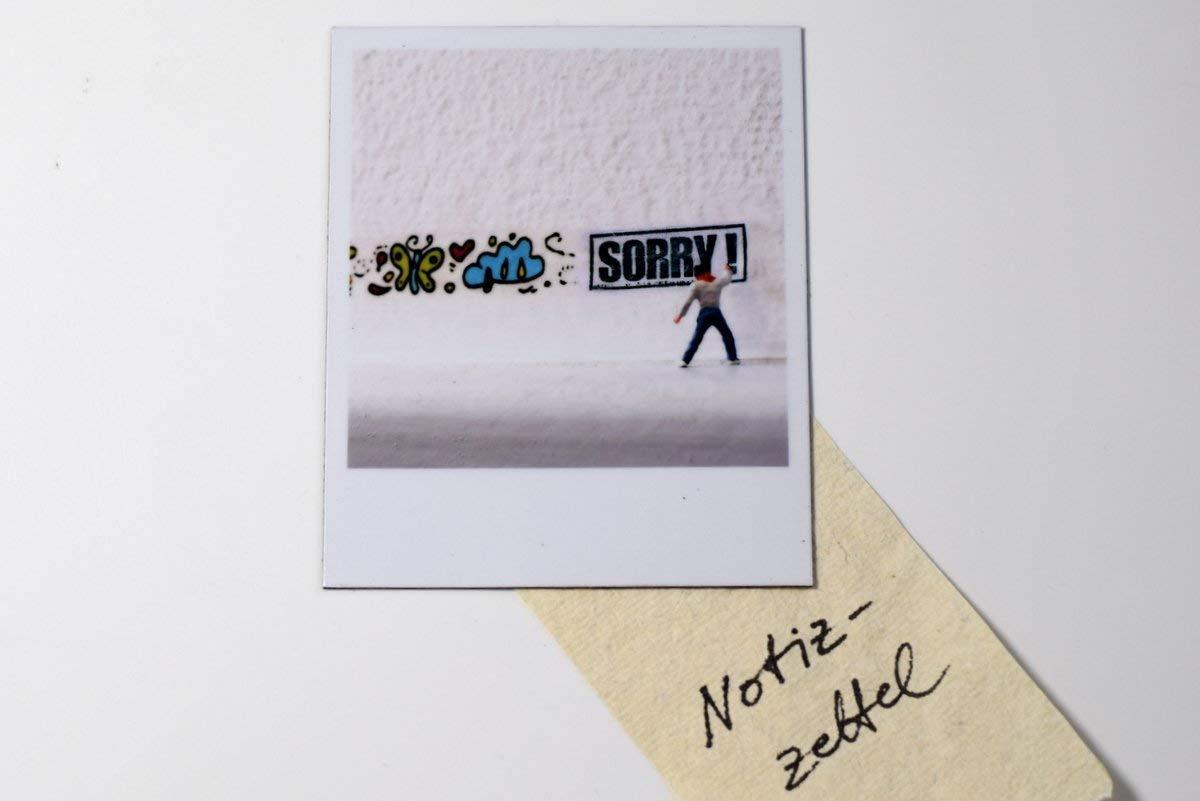 Kühlschrank Magnettafel : Villexun trocken abwischbar weiß whiteboard magnettafel
