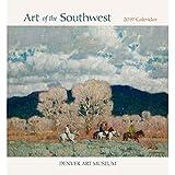 Art of the Southwest 2019 Wall Calendar