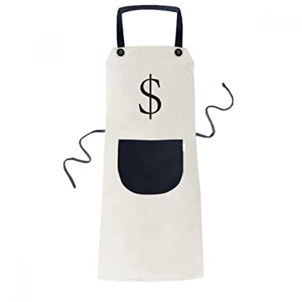 Amazon Diythinker Currency Symbol American Dollar Apron Cooking