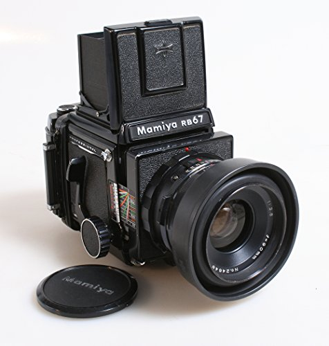 (MAMIYA RB67 W/220 BACK, 90MM F 3.8 LENS AND WAIST LEVEL VIEW FINDER)