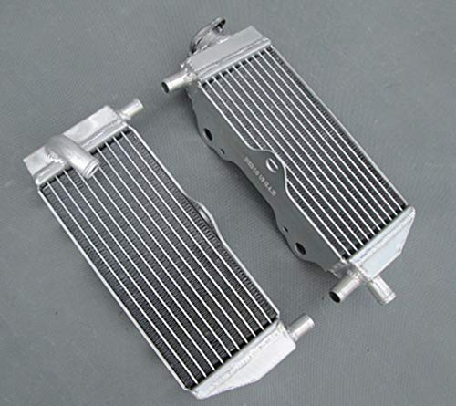 (Aluminum Radiator for YAMAHA YZ250 YZ 250 1996-2001 96 97 98 99 00 01)