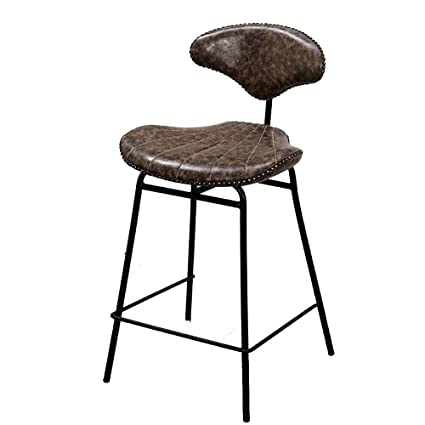 Iron Bar Chair European Bar Chair Raised And Lowered Stool Domestic Backrest Barstool Vintage Coffee Front Desk Chair Bar Chairs