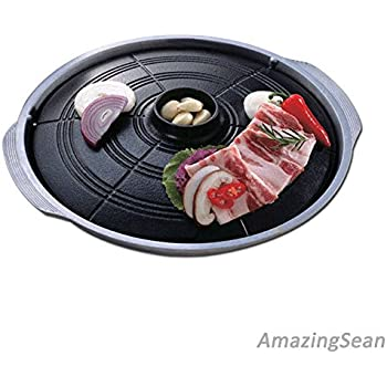 Amazon.com: New Korean BBQ Grill, Stovetop Barbecue, Table Top BBQ ...