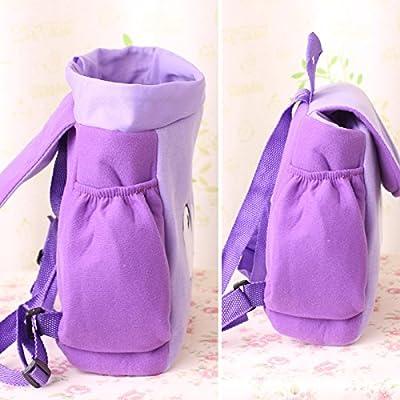 Dora Explorer Backpack Rescue Bag with Map,Dora Backpack  Pre-Kindergarten Toys Purple: Clothing