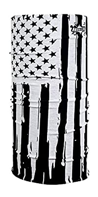 Tubular Seamless Bandana With New Flag Designs Rock It Over 12 Different Ways