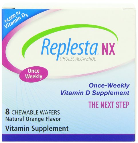 Replesta NX Vitamin Supplement, 8 Count