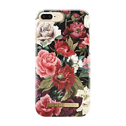 iDeal Of Sweden Antique Roses Design w/ Magnetically Compatible Fashion Mobile Phone Case for iPhone 8/7/6/6s - Antique Cell Phone