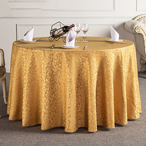 Tischtuch Tischdecke European Restaurant Hotel Tischdecke Wohnzimmer Couchtisch Tischdecke Runde Tisch Tischtuch Tischdecke Tischsets (Farbe   B, größe   10 ) B0711WKKTF Tischdecken ein guter Ruf in der Welt       Ab dem neuesten Modell