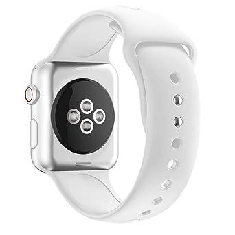 OUBAO Smartwatch Accessories - Correa de Silicona Ultrafina ...