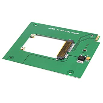 H Hilabee MSATA - Adaptador de disco duro SSD a disco duro WD ...