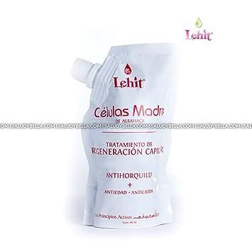 Lehit Celulas Madres De Albahaca Tratamiento De Regeneracion Capilar Antihorquilla Antiedad...