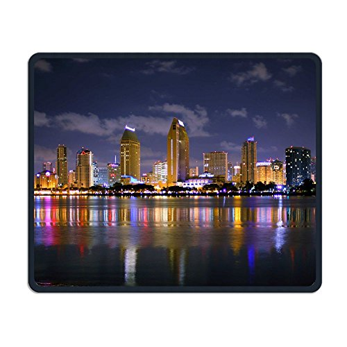 San Diego Mouse Pad Special Treated Textured Weave Rubber 9.8
