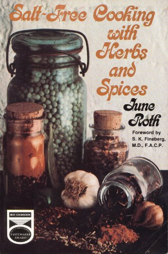 Salt-Free Cooking With Herbs and Spices