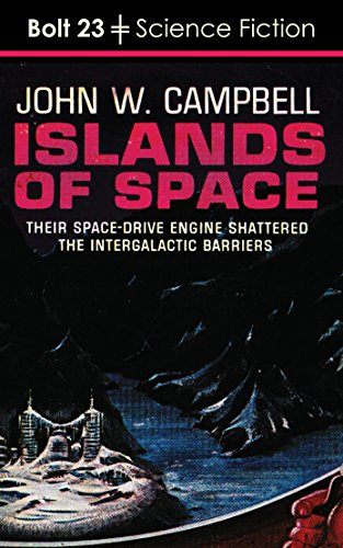 book cover of Islands of Space