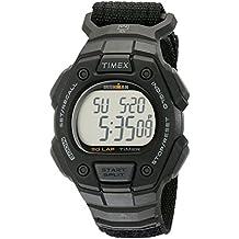 Timex Men's TW5K908009J Ironman Classic 30 Digital Watch with Black Nylon Band