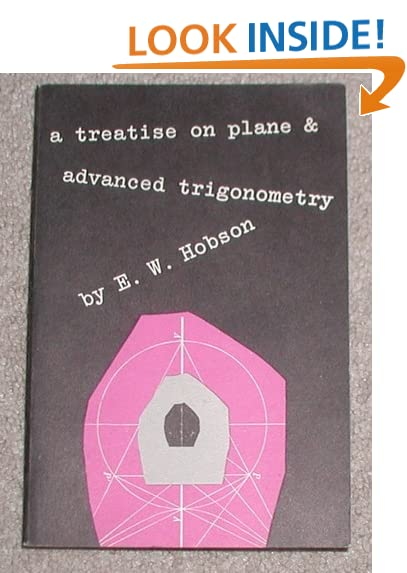Download A treatise on plane and advanced trigonometry ebook