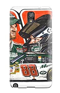 Tpu Shockproof/dirt-proof Dale Earnhardt Jr Cover Case For Galaxy(note 3)