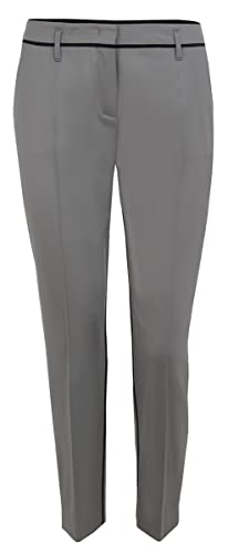 Dorothee Schumacher Mujer Precision Audrey Pants Dark Pebble