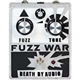 Death By Audio Fuzz War Ver.2 【メーカー1年保証】