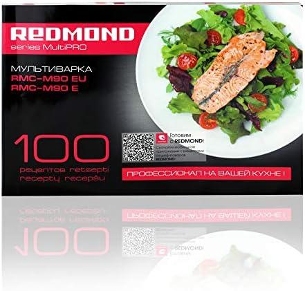 Redmond RMC-M90 - Robot de cocina: Amazon.es: Hogar