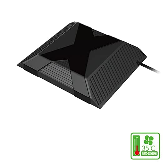 11 opinioni per Auto-Sensing Cooling Fan for XBOX ONE by iPega