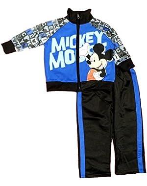 Disney Baby Boys' Mickey Mouse Infant 2 Piece Set