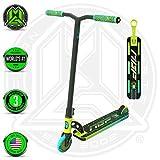 MGP Action Sports Madd Gear VX9 Pro (Lime/Aqua)