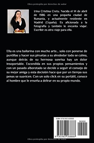 Delirando contigo (Spanish Edition): Irina Cristina Cretu: 9781983168888: Amazon.com: Books