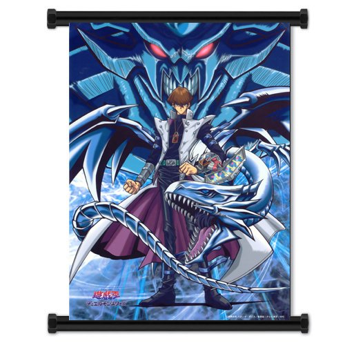 Yu-gi-oh! Anime Fabric Wall Scroll Poster