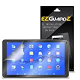 "(3-Pack) EZGuardZ Screen Protector for Digiland DL1008 10.1"" Tablet (Ultra Clear)"