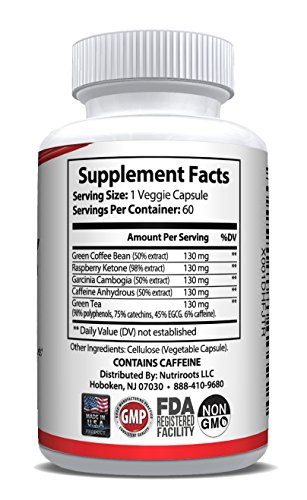 Thermogenic Weight Loss and Diet Pills Best Fat Burner Lose Weight Fast Appetite Suppressant Boost Energy and Focus Lose Stubborn Belly Fat Get