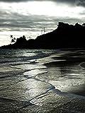 Crisscrossing Surf, Hawaii